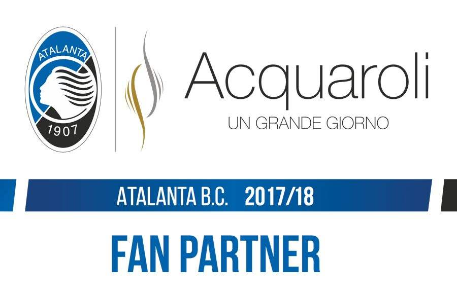 acquaroli fan partner atalanta