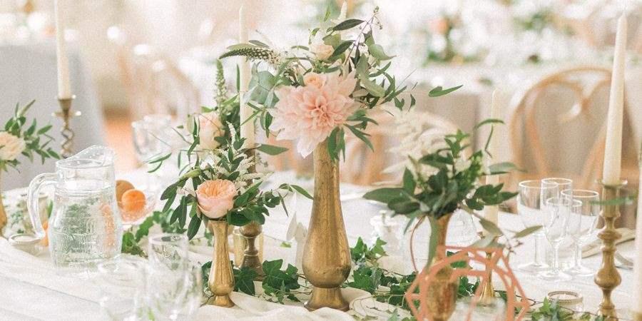 Matrimonio Tema Colori : I colori per il tuo matrimonio estivo